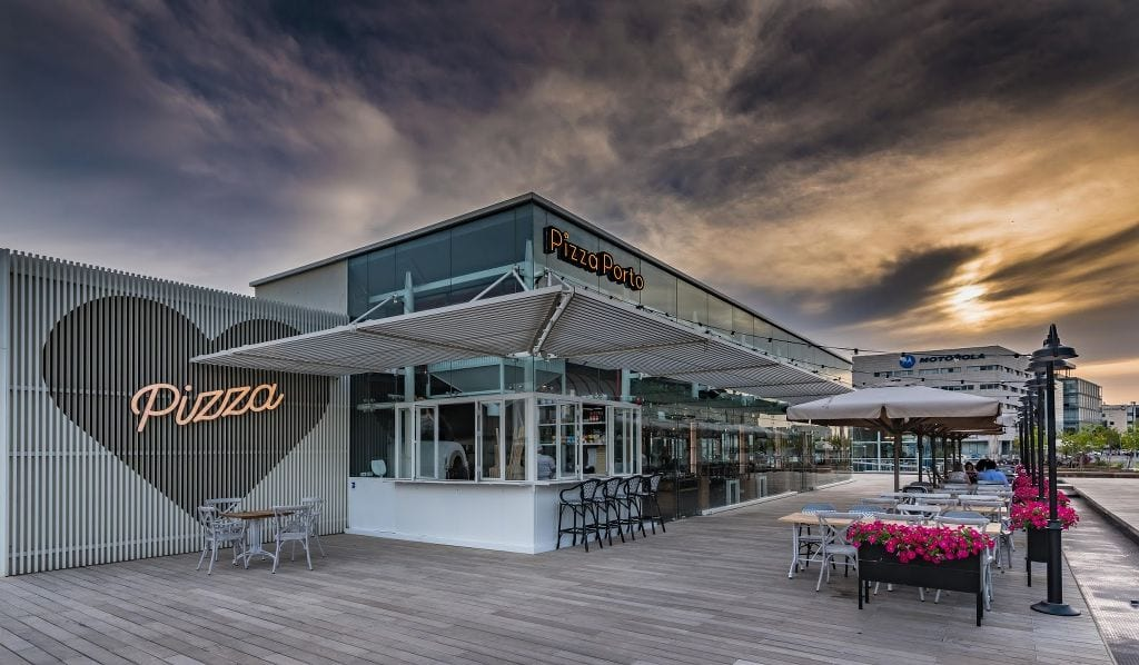 פרויקט ליווי מלא לכל שלבי ההקמה של פיצה פורטו