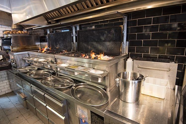 מסעדת האחים תכנון מטבח