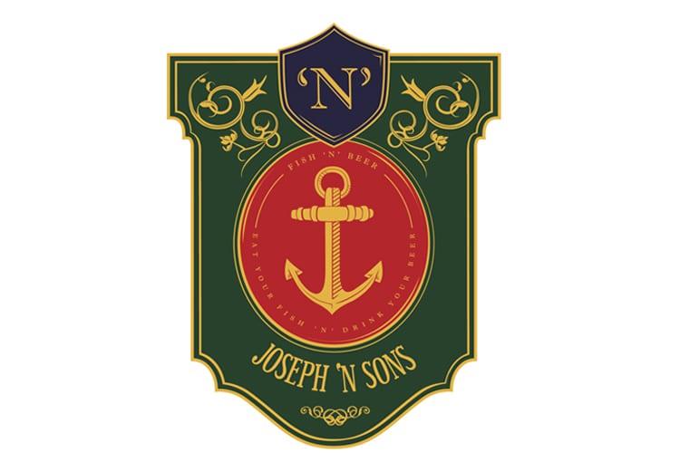 """Joseph """"N"""" Sons - דוכן פיש אנד צ'יפס בהשראה לונדונית"""
