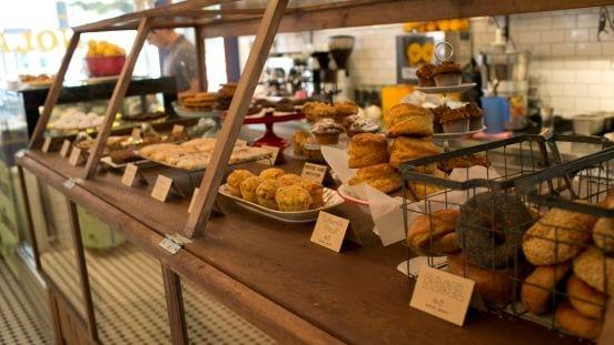 פרויקט ביצוע הקמה מלאה לבית הקפה נולה אמריקן בייקרי