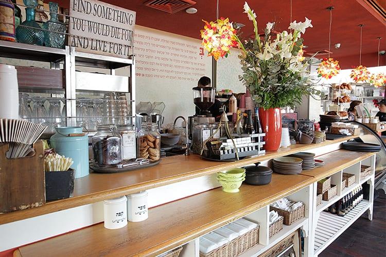 פרויקט ניהול פרויקט מלא + תכנון מטבח של רשת קפה גן סיפור