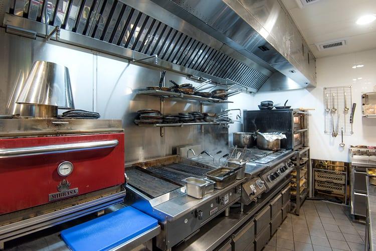 פרויקט מסעדת גורמה של השף משה שגב - שגב Art