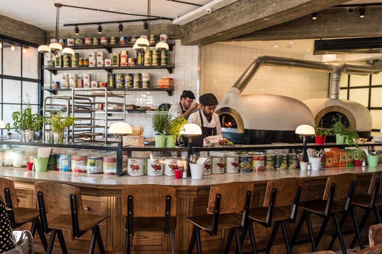 פרויקט ייעוץ למסעדת NONO - מסעדה איטלקית כפרית