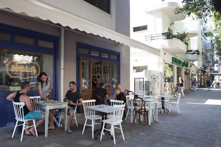 בית הקפה נולה אמריקן בייקרי