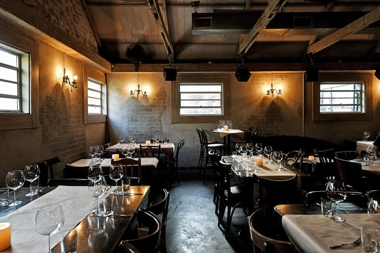 פרויקט תכנון מטבח מלא של הסלון - מסעדה של אייל שני