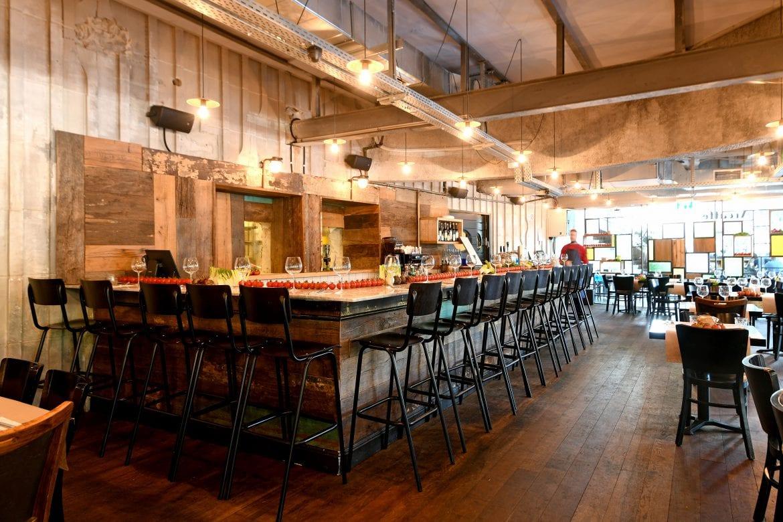 פרויקט תכנון מטבח מלא של מלכה - מסעדת בשרים של אייל שני