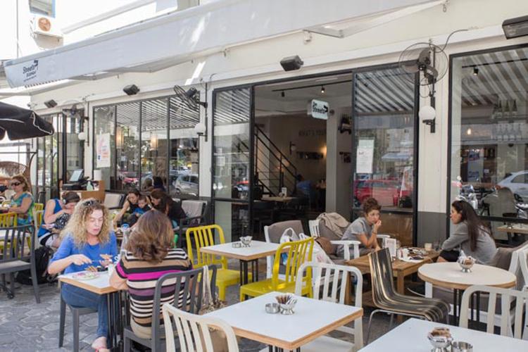 רשת סטריטס - בית קפה שכונתי תל אביבי