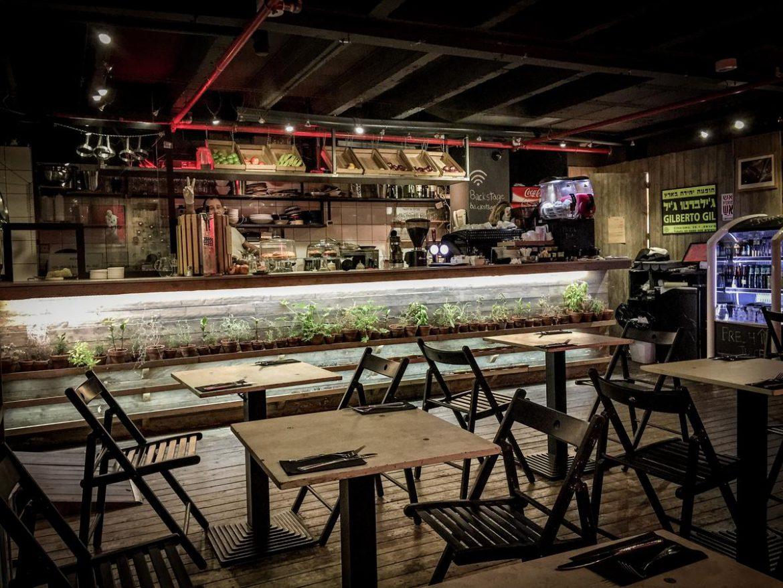 פרויקט תכנון מטבח מסעדת המלון Diaghilev LOFT live art hotel